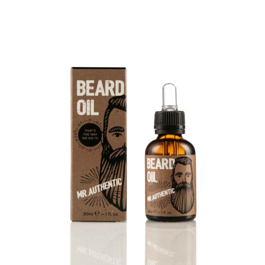 Mr. Authentic – Beard Oil 30ml